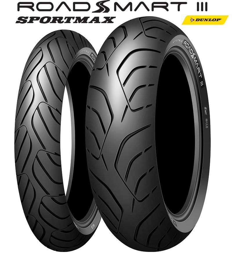 Dunlop Roadsmart III 180/55 ZR 17 | mprengas.fi