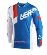 Leatt GPX 3.5 junior blue/white ajopaita