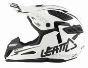 Leatt GPX 5.5 JR V07 white/black kypärä