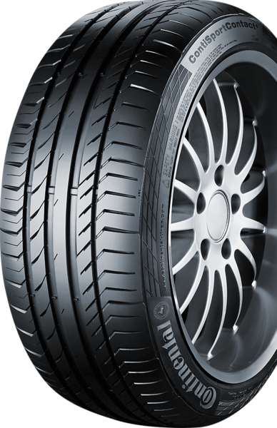 Continental SportContact 5 225/45R17 91W