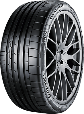 Continental SportContact 6 245/30ZR21 91Y