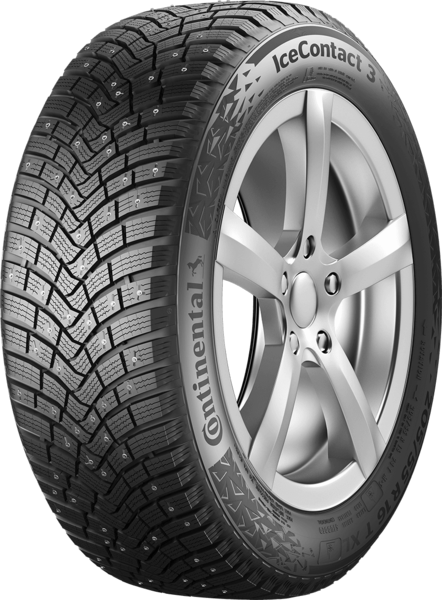 Continental IceContact 3 185/60R15 88T XL