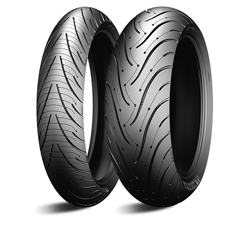 Michelin Pilot Road 3 110/80 ZR 18