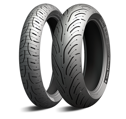 Michelin Pilot Road 4 Trail 120/70 R 19
